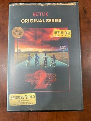 TARGET EXCLUSIVE - Stranger Things Season 2 Blu-Ray Collector's Edition Set