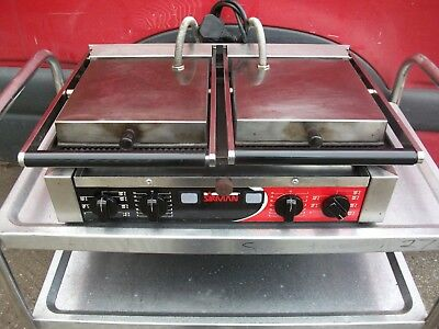 Sirman  Double Contact Grill , Double Clamp Grill , Double Paninni Grill