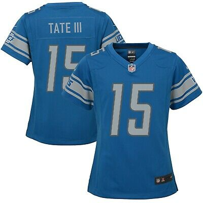 598c1029 NIKE GOLDEN TATE III Detroit Lions Jersey NFL On Field Authentic ...