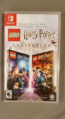 LEGO harry potter collection Nintendo Switch Brand New Sealed Free Shipping