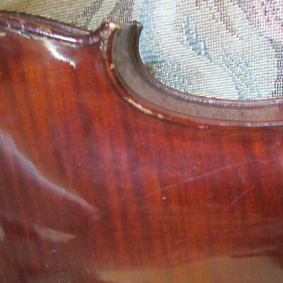 Very Old German Amati Copy, Full Size, Playable
