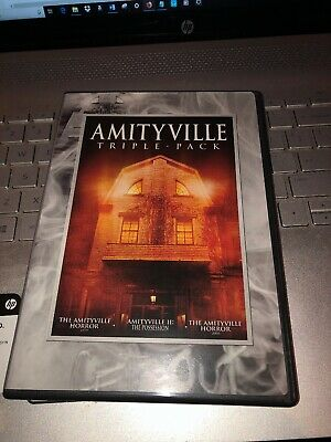 The Amityville Horror DVD Triple Feature 1979 2005 Amityville II The Possession