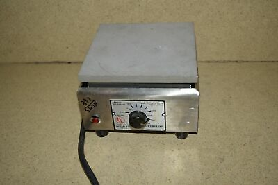 Thermolyne Type 1900 Hot Plate Model Hp-A1915B (C1)