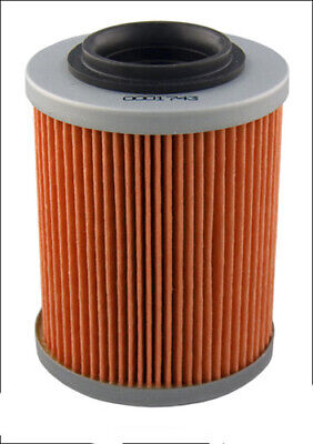 Hiflofiltro HF560 Oil Filter 5 Pack Can-Am DS450 EFI 2008-2015