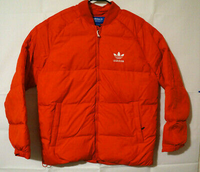 f5f7d6047897 EUC Adidas Men Oringinal SST Heavy Down Padded Jacket