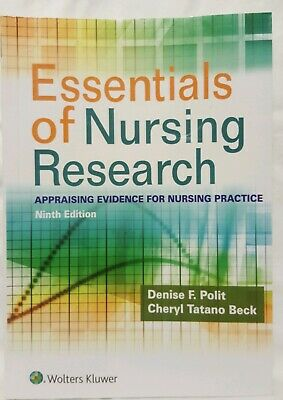 essentials of nursing research 9th edition