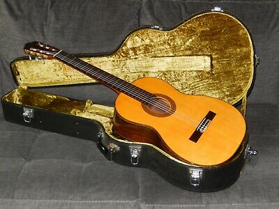 Made In 1980 By M.matano - Asturias A6 - Torres Style Classical Concert Guitar