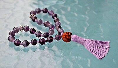 3747429461a05 RED CORAL POCKET Mala Beads 27+1, Coral Quarter Mala Beads, Moonga ...