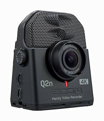 ZOOM 4K Handy Video Recorder Q2n-4K from japan