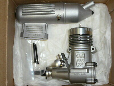 OS MAX 25 Control Line Engine PARTS ENGINES WITH MUFFLER  25