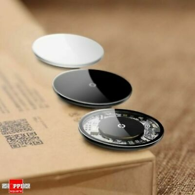 Baseus 10W Wireless Qi Fast Charging Pad for iPhone X 8 XS XR Samsung S10 Note9