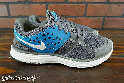 26846a4e4a218 Nike Lunarswift 3 Womens Size 6.5 Running Shoes Gray Teal White