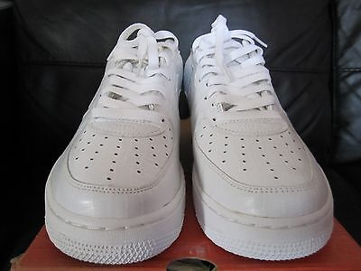 Nike Air Force 1 John Elliott 'Triple White' AO9291 100