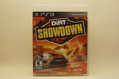 DiRT Showdown (Sony PlayStation 3, 2012)