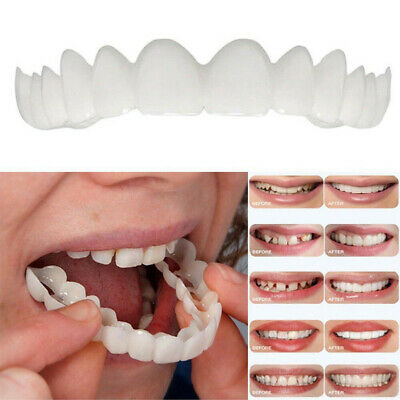 Silicone Protection Simulation Tooth Whitening Teeth Braces Teeth Corrector Kit