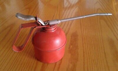 Burette A Huile Vintage Tg-500 Made In Italy Rare