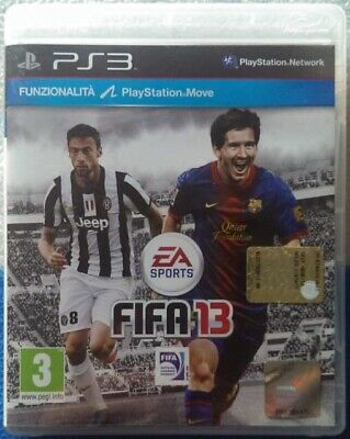 Fifa 13 PS3 Fifa 2013 Usato Originale Play Station 3 - Italiano