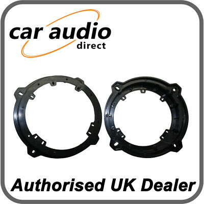Connects2 CT25HY03 Hyundai i30 Tucson 2012> Front & Rear 16.5cm Speaker Adapters