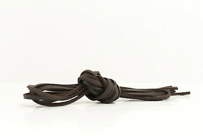 1 x pair of 75 cm brown chunky laces Loake Shoe Laces