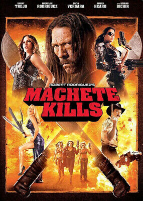 Machete Kills DVD NEW