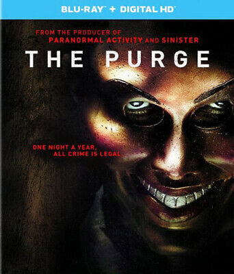 The Purge (2013 Ethan Hawke) BLU-RAY NEW