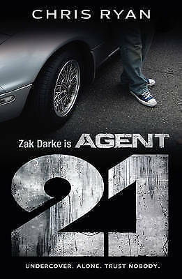 Agent 21 By Chris Ryan NEW (Paperback) Book