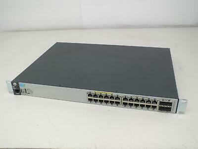 HP SWITCH J9773-61002 J9773A 2530-24G-PoE+ Switch - $500 00