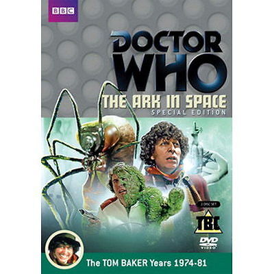 Doctor Who - The Ark In Space - Special Edition  (DVD) -2 Disc Tom Baker NEW BBC
