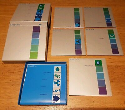 Erasure - EBX 1 (5 CD Singles Box Set 1999) MINT