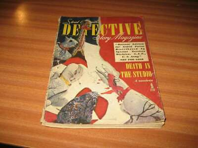 Street & Smith Detective Story Magazine May 1945 Armed Forces A.s.f Edition