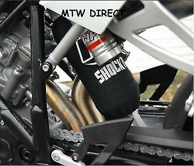 R&G RACING front shock tube protective cover FOR BMW R1200GS all years