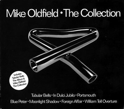 Mike Oldfield * THE COLLECTION PLUS FREE 2009 MIX OF TUBULAR BELLS * NEAR MINT