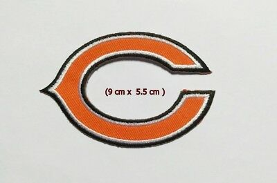 Chicago Bears NFL Sport Logo Embroidery Iron,sewing,patch on Clothes
