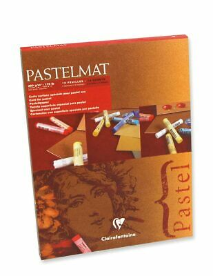 Clairefontaine Pastelmat Pastel Paper - All Colours & Sizes, From White to Blue
