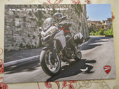 Catalogue Moto : Ducati : Multistrada 950   10/2017