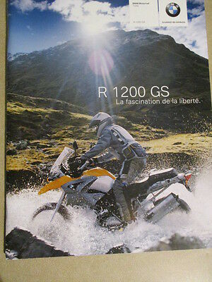 Catalogue Moto : Bmw : R 1200 Gs  12/2003.