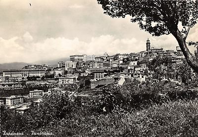 Cartolina Frosinone  panorama  1959