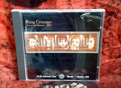 King Crimson Collectors Club - Live at the Marquee 1969