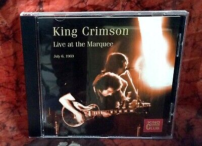 King Crimson Collectors Club - Live at the Marquee, 1969