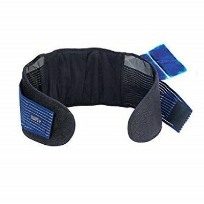 HoMedics Hot & Cold Therapy Back Support w/ Magnetic Wave Technology NEW