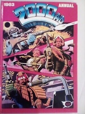 2000 AD Annual 1983 - Fleetway - VERY FINE CONDITION - FIRST PRINTING
