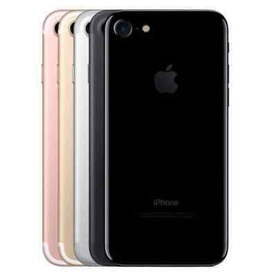 New in Box Apple iPhone 7 32GB GSM Unlocked Matte Black / Rose Gold / Gold