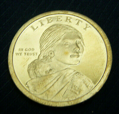 Proof 2013-S Sacagawea Native American Golden Dollar Coin Free Ship