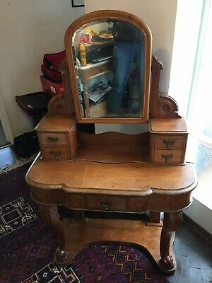 Vintage Small Dressing Table