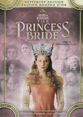 The Princess Bride (buttercup Edition) New Dvd