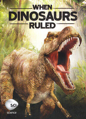 When Dinosaurs Ruled New DVD