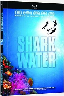 Sharkwater - Special Earth Day Edition (Biling New Blu