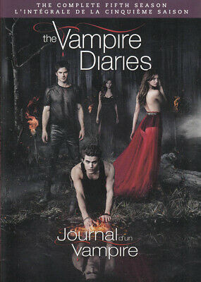 The Vampire Diaries - The Completo Stagione 5 (K Nuovo DVD
