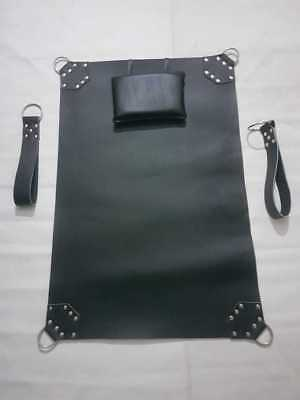 Heavy Duty Play Room Leather Sex Swing Adult Sling With Leg Straps
