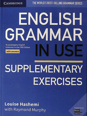 Cambridge ENGLISH GRAMMAR IN USE SUPPLEMENTARY EXERCISES for 5th FIFTH EDIT @New